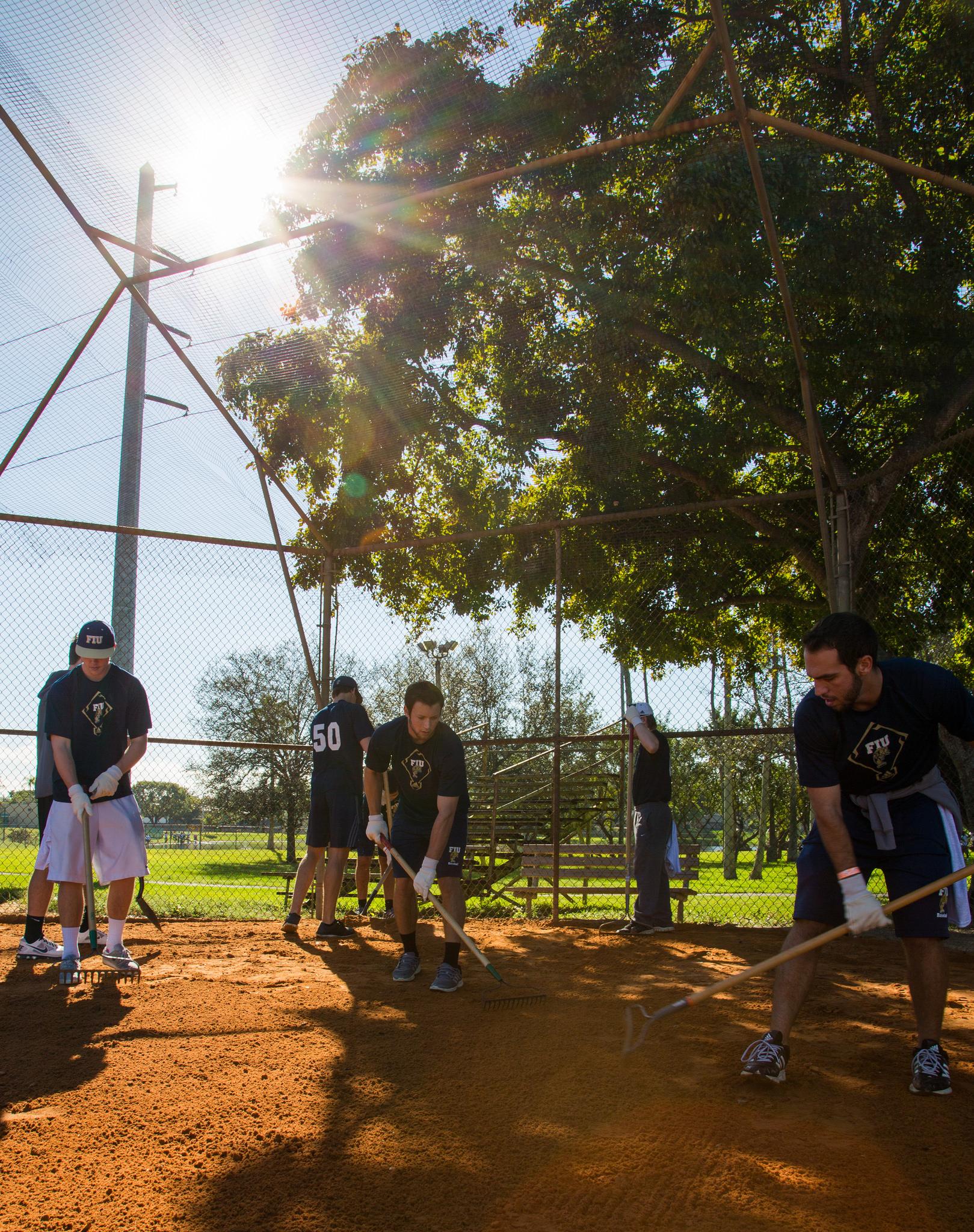 Florida International University – Team Works Award Leaders