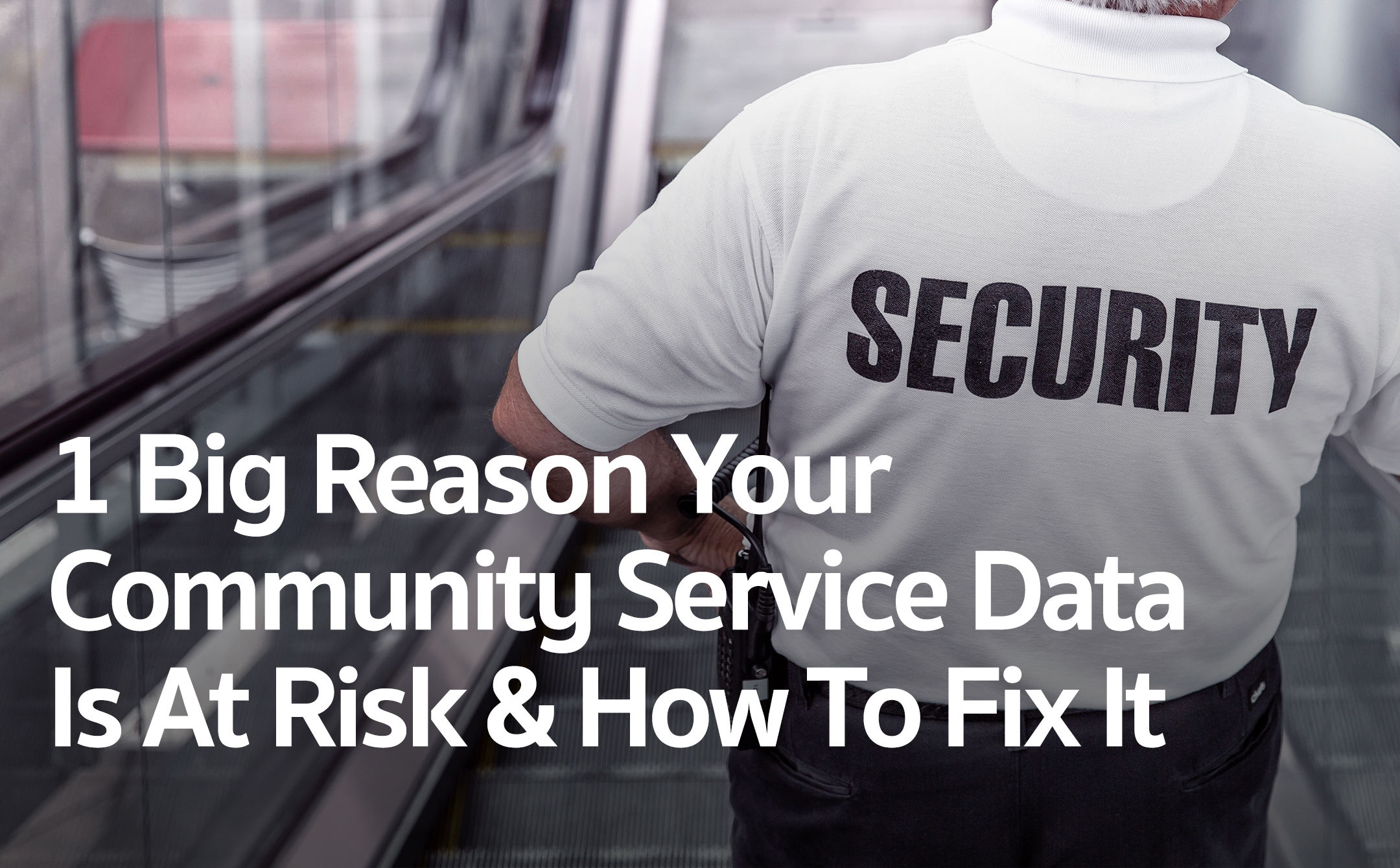 Protect Your Community Service Data
