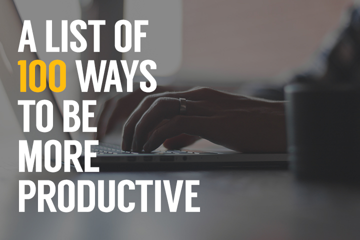 100 Ways to Save Time in Life & When You Plan Community Service Projects