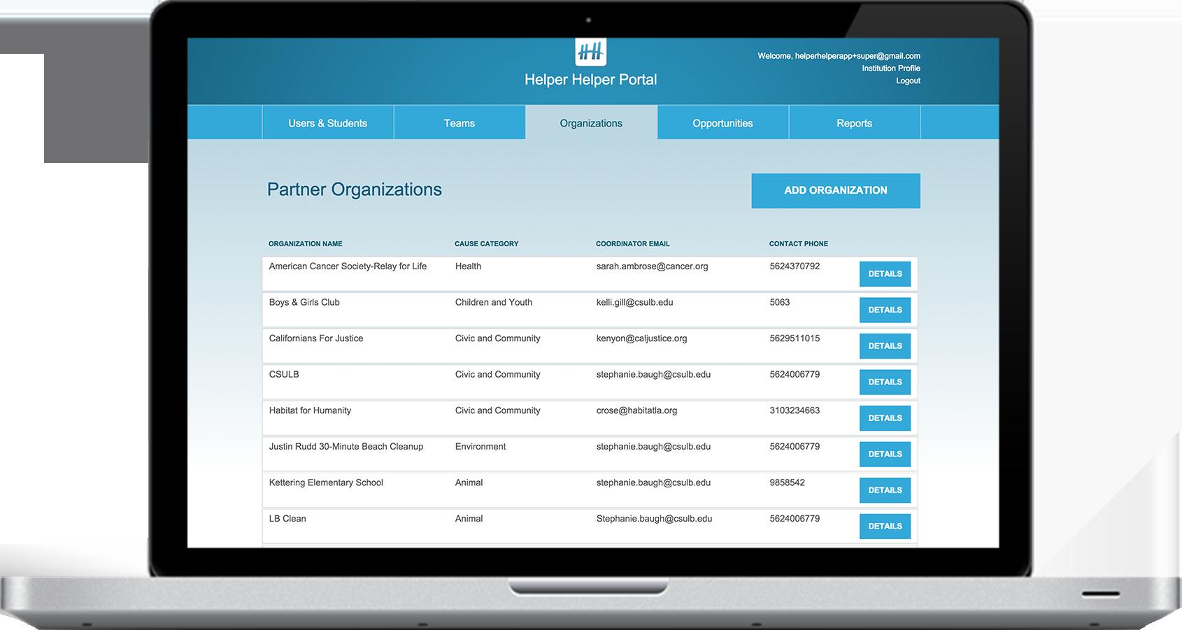 Helper Helper Volunteer App – Volunteer Sign Up Sheet Printable