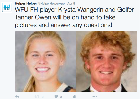 Wake Forest Athletics