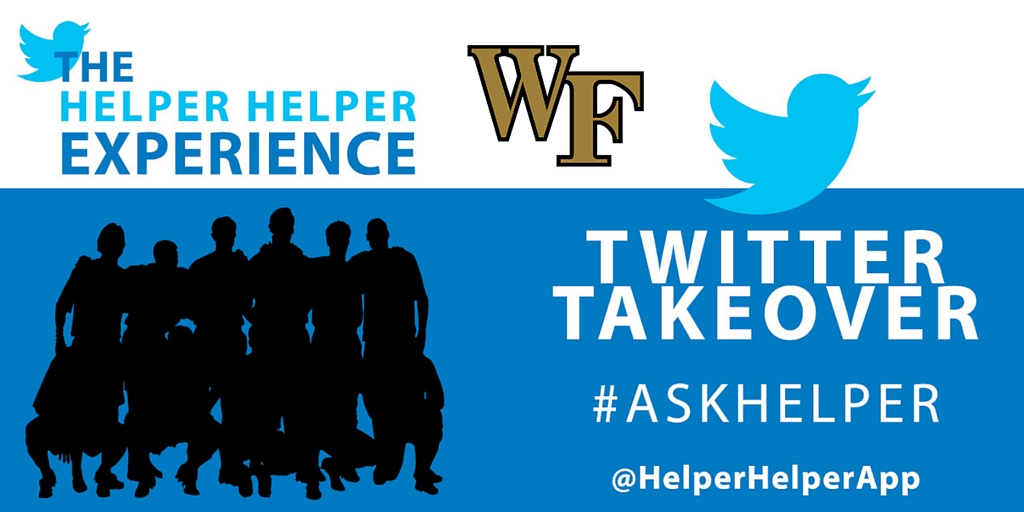 Wake Forest Athletics Twitter Takeover