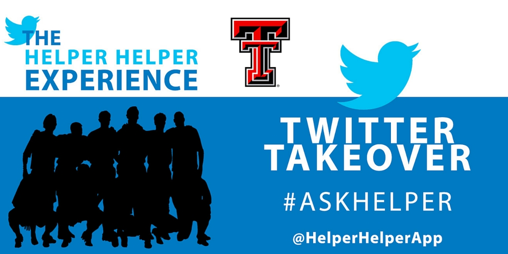Texas Tech Athletics Twitter Takeover
