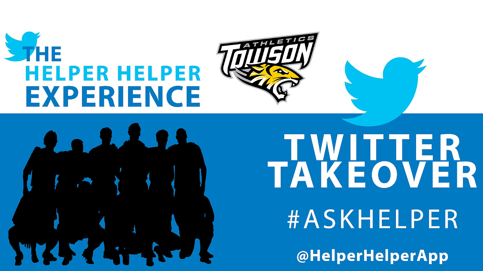 Towson Athletics Twitter Takeover