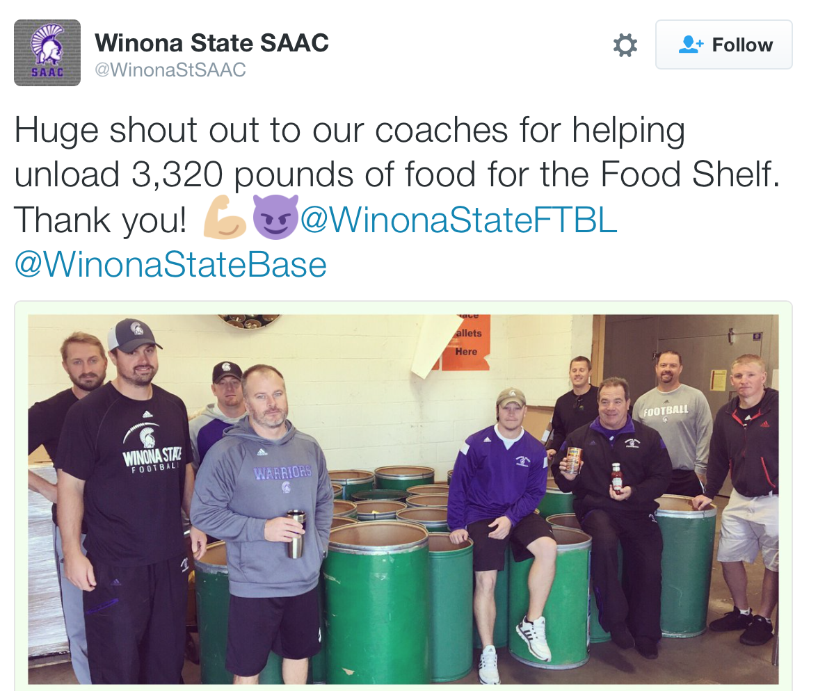 Winona State Athletics