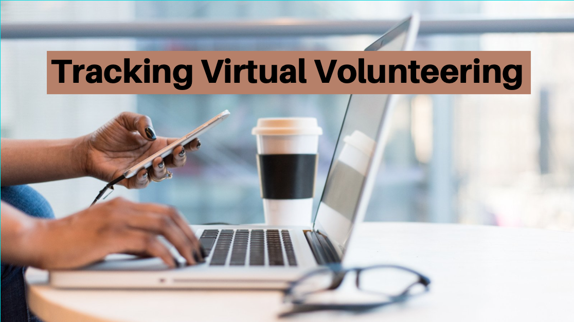 Tracking Virtual Volunteering