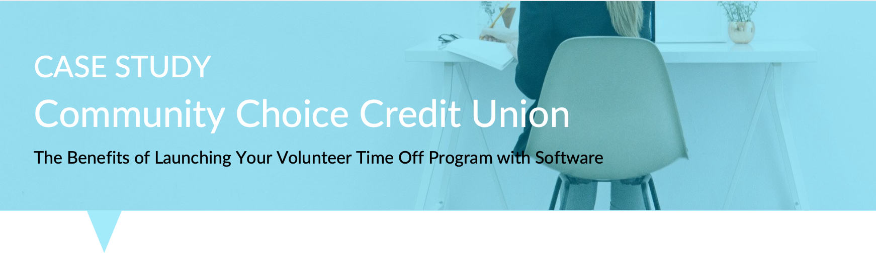 Volunteer Time Off Case Study, Credit Union