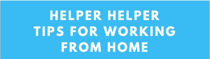 5 Tips on Working from Home